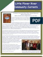 FLPR Newsletter Spring 2011