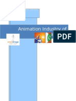 Animation Industry of Pakistan