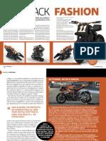 Motorcyclce Book