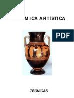 Ceramica Artistica - Tecnicas - Completo