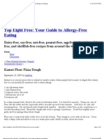 Kamut Flour Pizza Dough « Top Eight Free