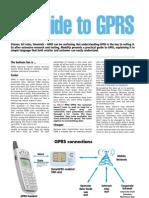 GPRS Guide