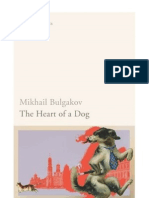 Michail Bulgakov the Heart of a Dog