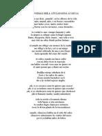 Mundo (Poemas de Srila Atulananda Acarya)