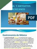Cocina y Antojitos Mexicanos