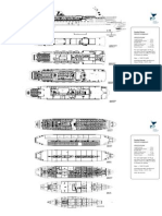 Scotia Prince - Cruise Ship - Layout