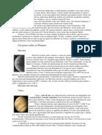 Trabalho de Ciencias - Luas Do Sistema Solar