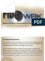 National Workers Compensation & Disability Program