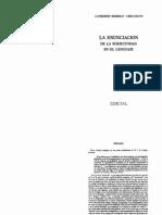 Kerbrat-Orecchioni - La Enunciacion de La Subjetividad en El Lenguaje %28prologo y I%29
