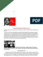Ikeda's Rape Case & Obscene Speeches