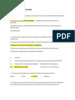 CUESTIONARIO DE AUTOEVALUACION
