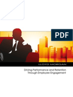 Driving Performance and Retention Through Employee Engagement