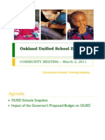OUSD Financial picture