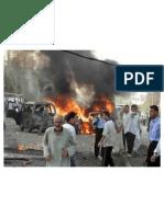 O Terrorismo- Nuno e Diogo Branco 9ºE