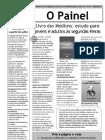 NCEIJ - O Painel - Nº 08 - 08/06/2011