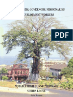 Irish Connections Sierra-Leone