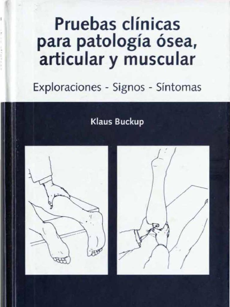 libro pruebas clinicas para patologia osea articular y muscular pdf