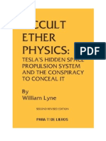 occult ether physics español