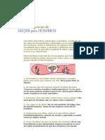Confidencias de Mujer Para Hombres [PDF]