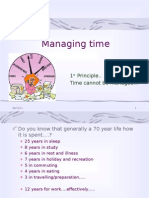 Time Management for All