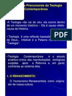 Elementos_Precursores_da_Teologia_Contemporanea_-__Slides_