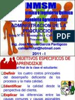 TEMA 07 - DESEMPEÑO Y CALIDAD DE PROCESOS II