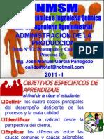 TEMA 07 - DESEMPEÑO Y CALIDAD DE PROCESOS IV