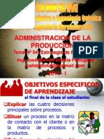 TEMA 04 - ESTRATEGIA DE PROCESOS