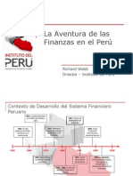 La Aventura de Las Finanzas en El Peru