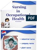 32931040 Occupational Health Nursing
