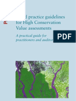 2008-07-15 Proforest ~ HCV Good Practice, Guidance for Practitioners (Eng)