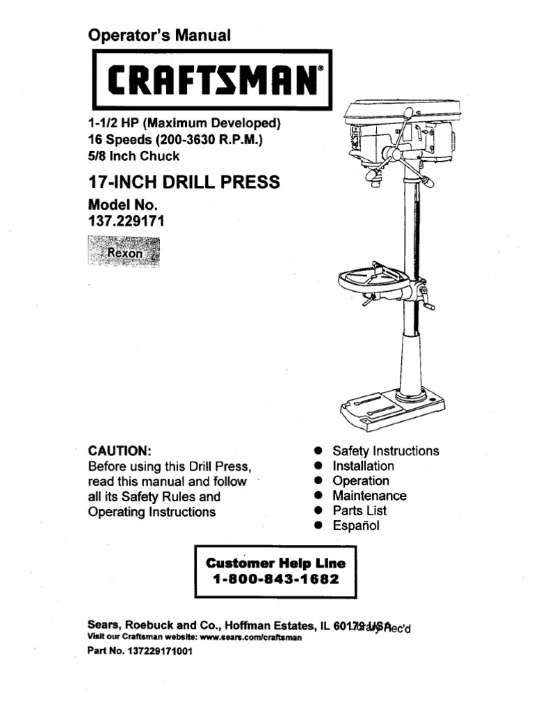 Drill Press Manual | Drill | Belt (Mechanical) on drill press safety, drill press controls, drill press transmission, drill press plug, drill press tools, drill press forum, drill press frame, drill press maintenance, drill press accessories, drill press switch, drill press assembly, drill press lighting, drill press capacitor, drill press specifications, drill press dimensions, drill press operation, drill press lubrication system, drill press exploded view, drill press cabinet,