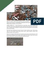 Artikel Tsunami Jepang