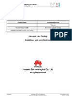 Huawei Antenna System Test Instruction V0 0