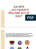 Solo Parent Act