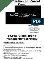 Loreal Presentation