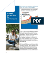 MDG Report 2010 Goal8