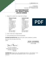 fm 3-22.9 M16