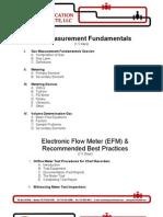 Gas Measurement Fundamentals & EFM