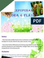 Kepupusan Flora Fauna