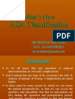 ASA Classification