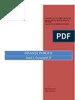 Curs Finante Publice 2010