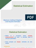 ATPS - Statistical Estimation S8