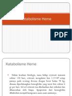Katabolisme Heme