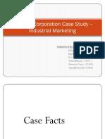 LastMile Corporation Case Study – Industrial Marketing