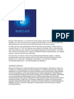 HR Policies Followed in Barclays (1)