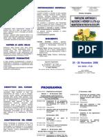 Pianificazione, monitoraggio e lotta alla malnutrizione paesi di sviluppo