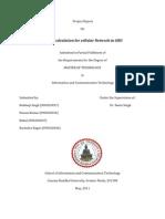 Cellular Project in GBU (2)