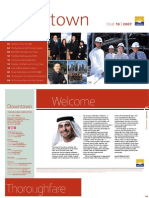 20081029 the Dubai Mall Newsletter Issue 10 2007