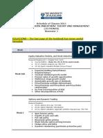 Fin361 Equations List